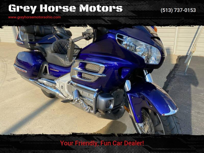 2002 Honda Goldwing for sale at Grey Horse Motors in Hamilton OH