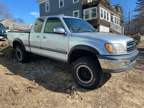 2000 Toyota Tundra for sale at Amherst Street Auto in Manchester NH