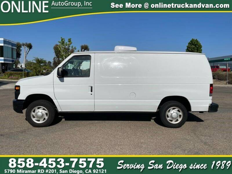 2012 Ford E-Series Cargo for sale at Online Auto Group Inc in San Diego CA