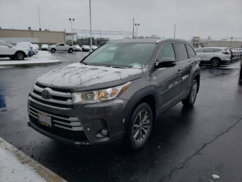 2018 Toyota Highlander for sale at White's Honda Toyota of Lima in Lima OH