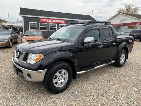 2005 Nissan Frontier for sale at Y City Auto Group in Zanesville OH