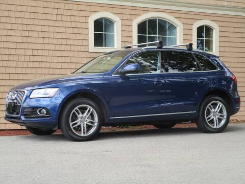 2014 Audi Q5 for sale at Car and Truck Exchange, Inc. in Rowley MA