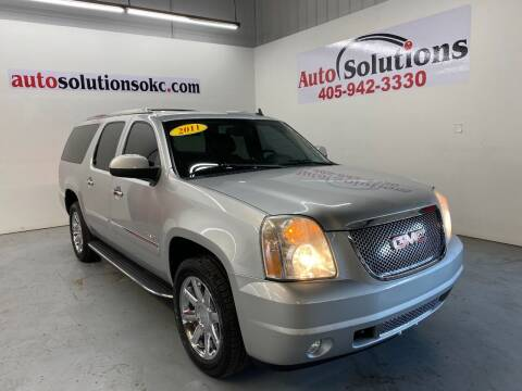 2011 GMC Yukon XL for sale at Auto Solutions in Warr Acres OK