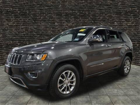 2015 Jeep Grand Cherokee for sale at Montclair Motor Car in Montclair NJ