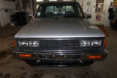 1986 Nissan Truck for sale at Cars Trucks & More in Howell MI