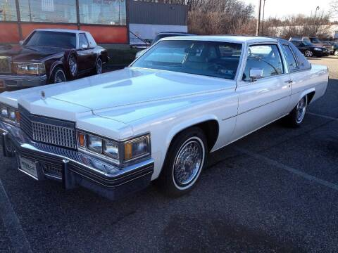 1979 Cadillac DeVille for sale at Black Tie Classics in Stratford NJ
