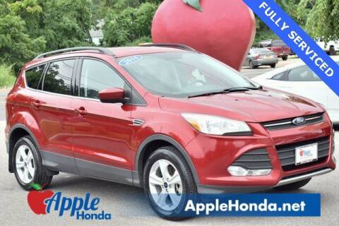 2016 Ford Escape for sale at APPLE HONDA in Riverhead NY
