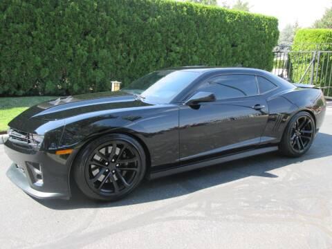 2013 Chevrolet Camaro for sale at Top Notch Motors in Yakima WA
