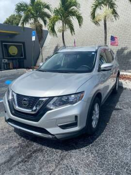 2020 Nissan Rogue for sale at YOUR BEST DRIVE in Oakland Park FL