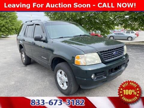 2004 Ford Explorer for sale at Glenbrook Dodge Chrysler Jeep Ram and Fiat in Fort Wayne IN