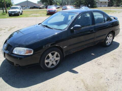 2005 Nissan Sentra for sale at D & T AUTO INC in Columbus MN
