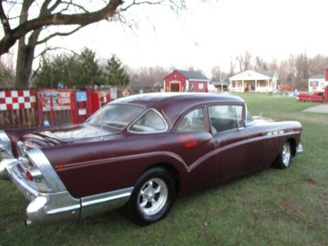 1957 Buick special for sale at Marshall Motors Classics in Jackson Michigan MI