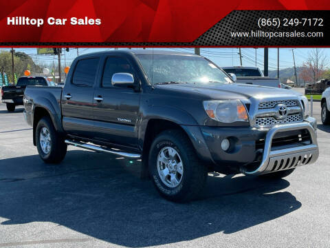 2011 Toyota Tacoma for sale at Hilltop Car Sales in Knox TN