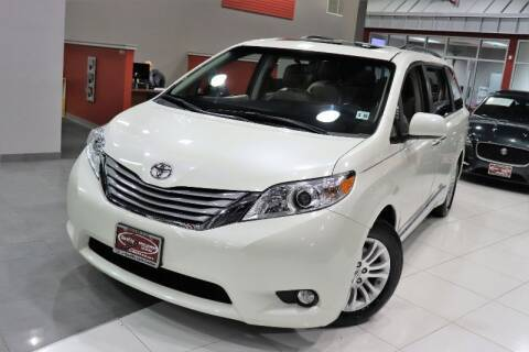 2017 Toyota Sienna for sale at Quality Auto Center of Springfield in Springfield NJ