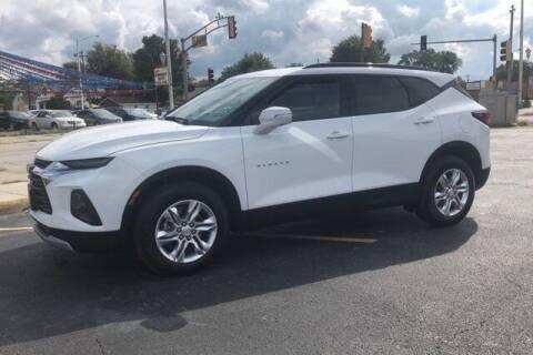 2021 Chevrolet Blazer for sale at FREDY KIA USED CARS in Houston TX