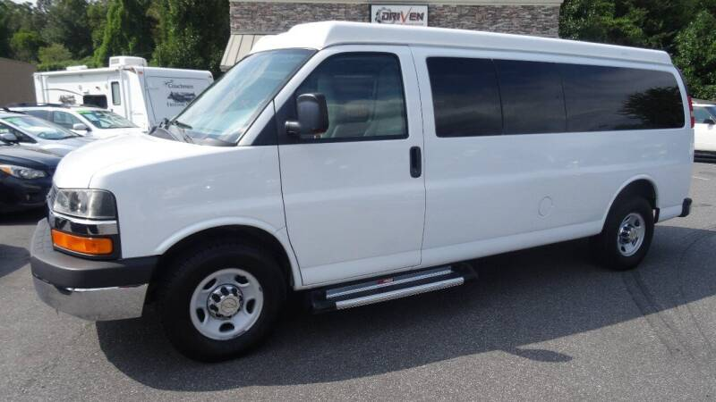 2010 Chevrolet Express Passenger for sale at Driven Pre-Owned in Lenoir NC