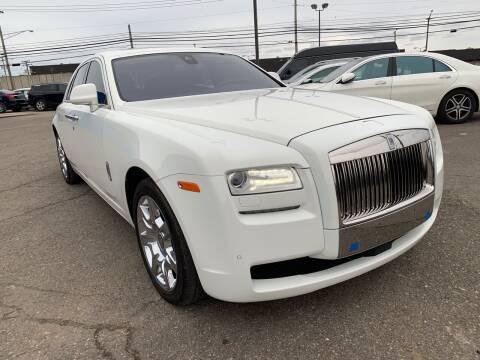 2013 Rolls-Royce Ghost for sale at M-97 Auto Dealer in Roseville MI
