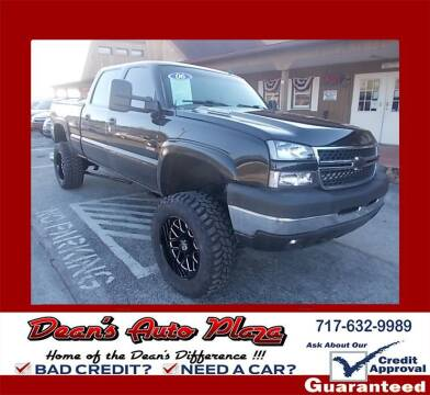 2006 Chevrolet Silverado 2500HD for sale at Dean's Auto Plaza in Hanover PA