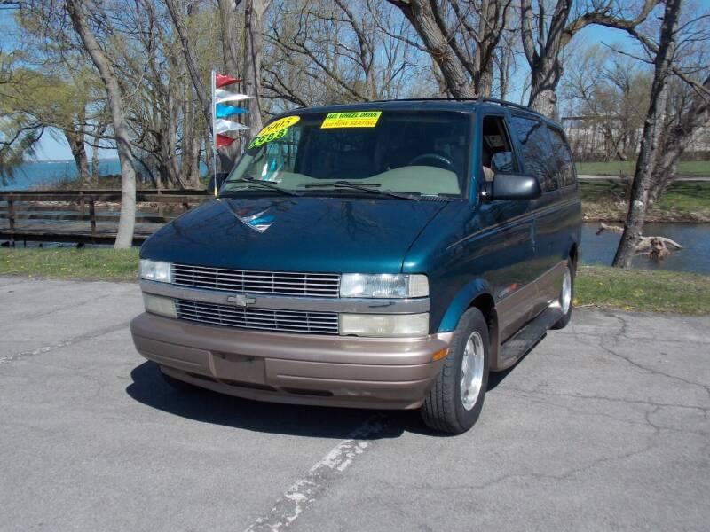 2002 Chevrolet Astro LT