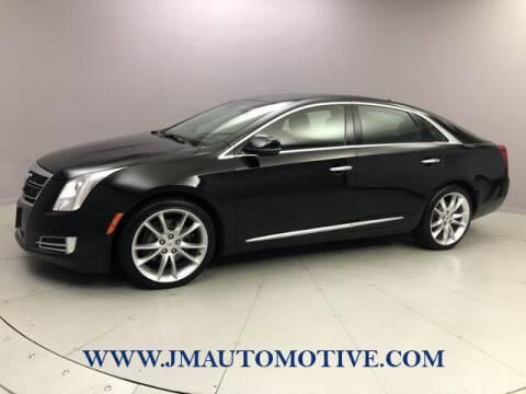 2014 Cadillac XTS for sale at J & M Automotive in Naugatuck CT