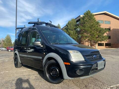 2010 Ford Transit Connect for sale at CarDen in Denver CO