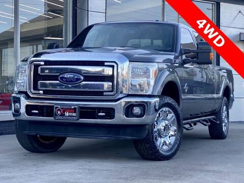 2013 Ford F-250 Super Duty for sale at Carmel Motors in Indianapolis IN
