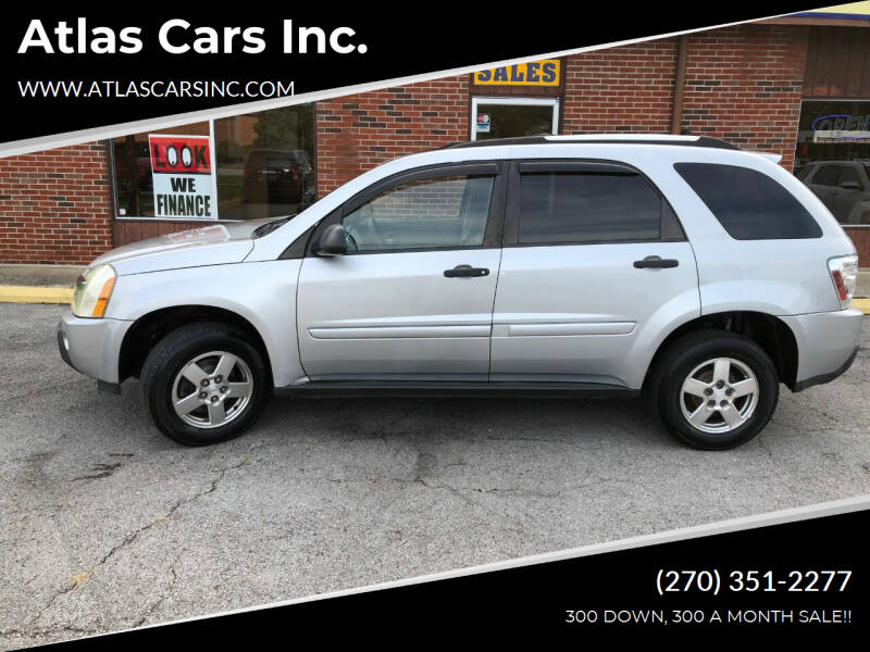 2005 Chevrolet Equinox for sale at Atlas Cars Inc. in Radcliff KY