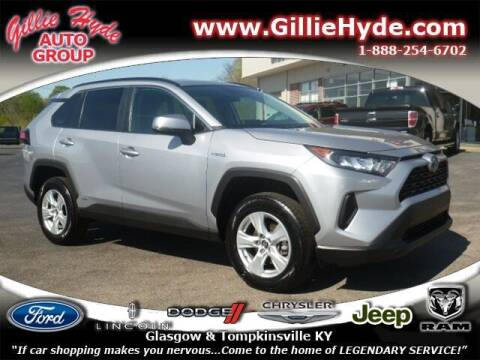 2019 Toyota RAV4 Hybrid for sale at Gillie Hyde Auto Group in Glasgow KY