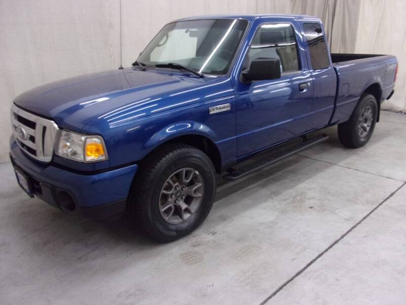 2011 Ford Ranger for sale at Paquet Auto Sales in Madison OH
