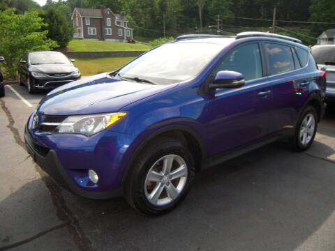2014 Toyota RAV4 for sale at 1-2-3 AUTO SALES, LLC in Branchville NJ