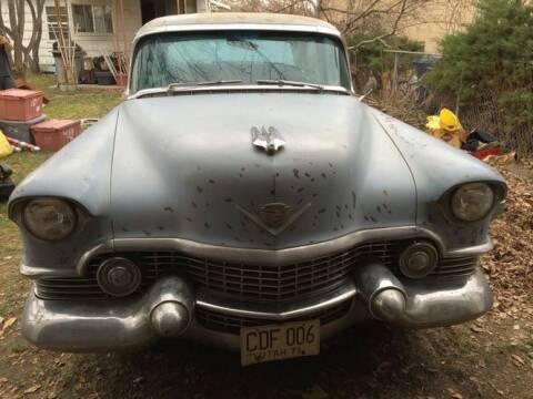 1954 Cadillac Fleetwood for sale at Classic Car Deals in Cadillac MI
