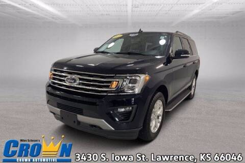2021 Ford Expedition for sale at Crown Automotive of Lawrence Kansas in Lawrence KS