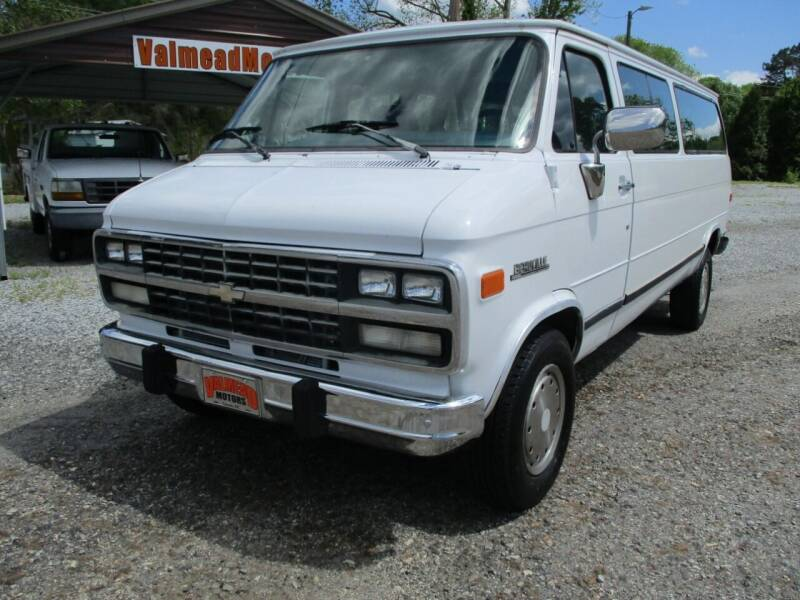 1995 Chevrolet Sportvan for sale in Lenoir, NC
