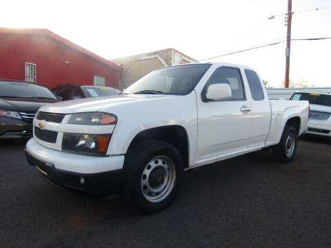 2012 Chevrolet Colorado for sale at More Info Skyline Auto Sales in Phoenix AZ