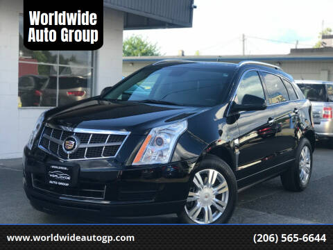 2011 Cadillac SRX for sale at Worldwide Auto Group in Auburn WA