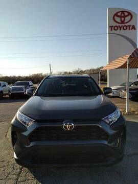 2021 Toyota RAV4 for sale at Quality Toyota - NEW in Independence MO