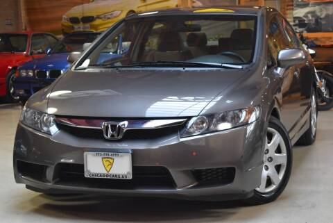 2009 Honda Civic for sale at Chicago Cars US in Summit IL