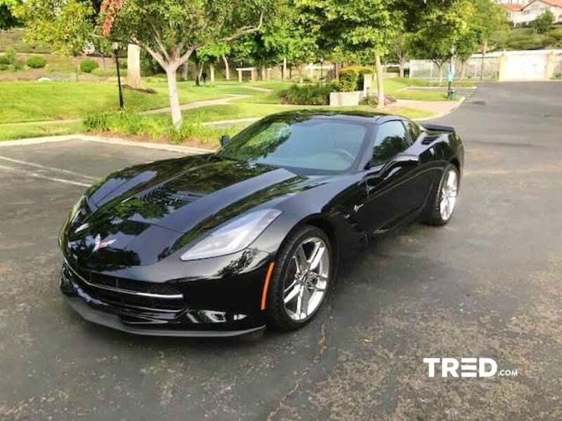 2017 Chevrolet Corvette for sale in Los Angeles, CA