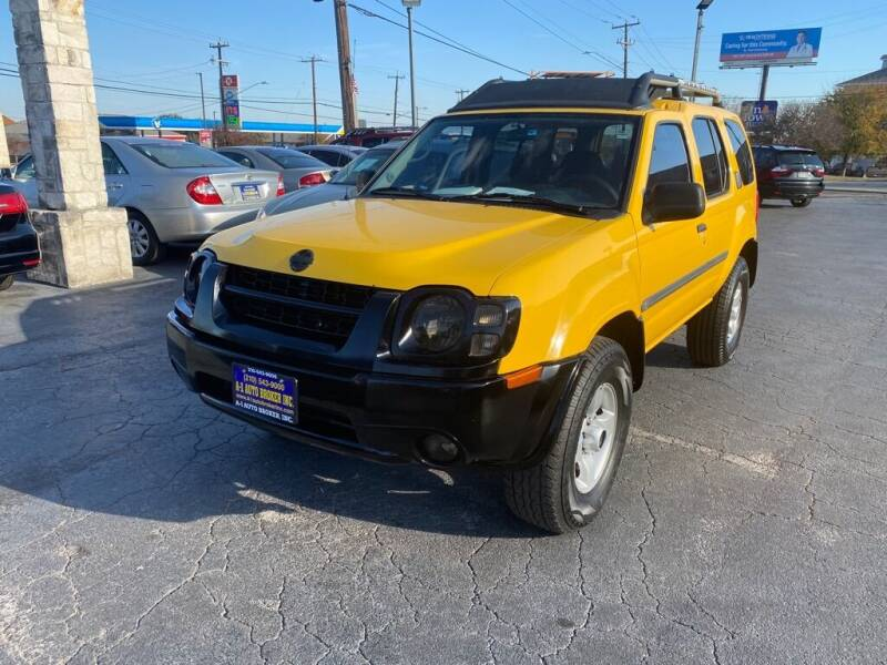 2004 Nissan Xterra for sale at A-1 Auto Broker Inc. in San Antonio TX