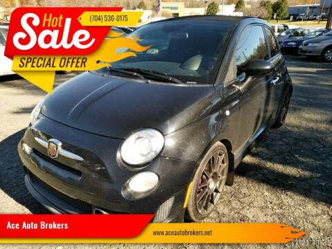 2013 FIAT 500c for sale at Ace Auto Brokers in Charlotte NC