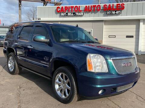 2007 GMC Yukon for sale at Capitol Auto Sales in Lansing MI