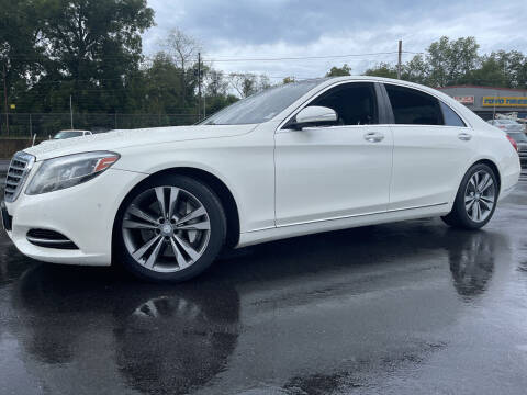 2014 Mercedes-Benz S-Class for sale at Beckham's Used Cars in Milledgeville GA