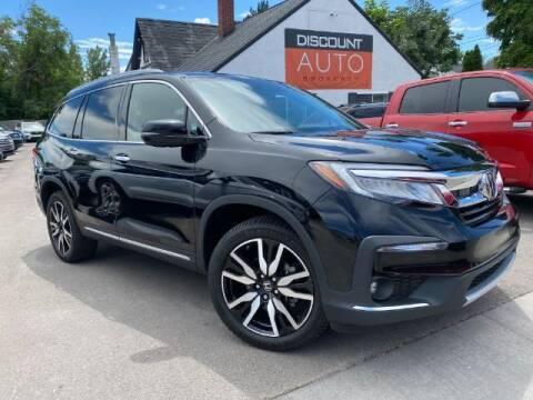 2019 Honda Pilot for sale at Discount Auto Brokers Inc. in Lehi UT