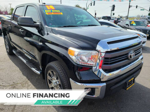2014 Toyota Tundra for sale at Super Cars Sales Inc #1 in Oakdale CA