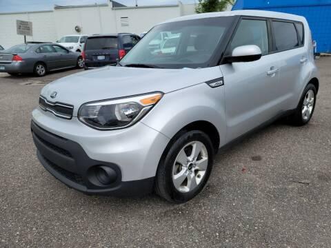 2019 Kia Soul for sale at AMC Auto in Roseville MI