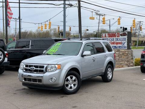 2009 Ford Escape for sale at L.A. Trading Co. Woodhaven in Woodhaven MI