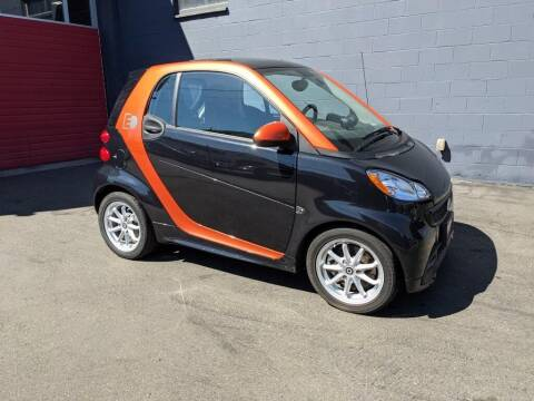 2016 Smart fortwo electric drive for sale at Paramount Motors NW in Seattle WA