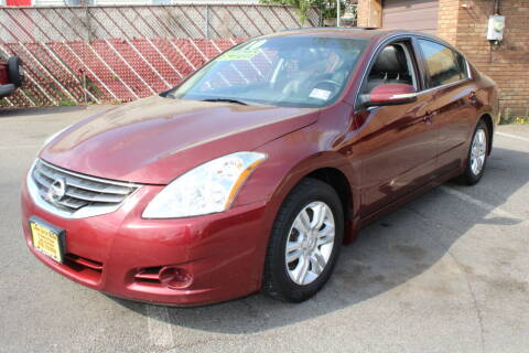 2010 Nissan Altima for sale at Lodi Auto Mart in Lodi NJ