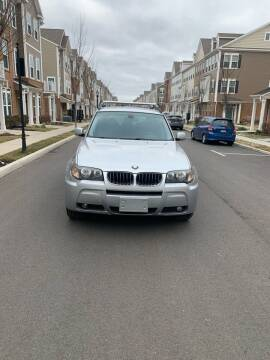 2006 BMW X3 for sale at Pak1 Trading LLC in South Hackensack NJ