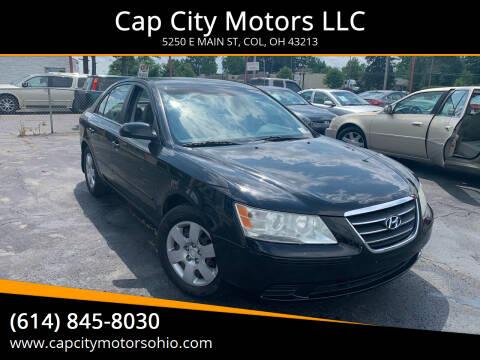 2009 Hyundai Sonata for sale at Cap City Motors LLC in Columbus OH